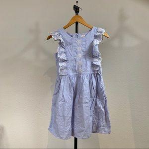 Gap Girls Blue Short Dress